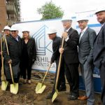 Le Groupe Kehilla Montréal I broke ground June 5 in Côte-St-Luc